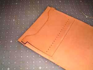 縫い 方 細工 革